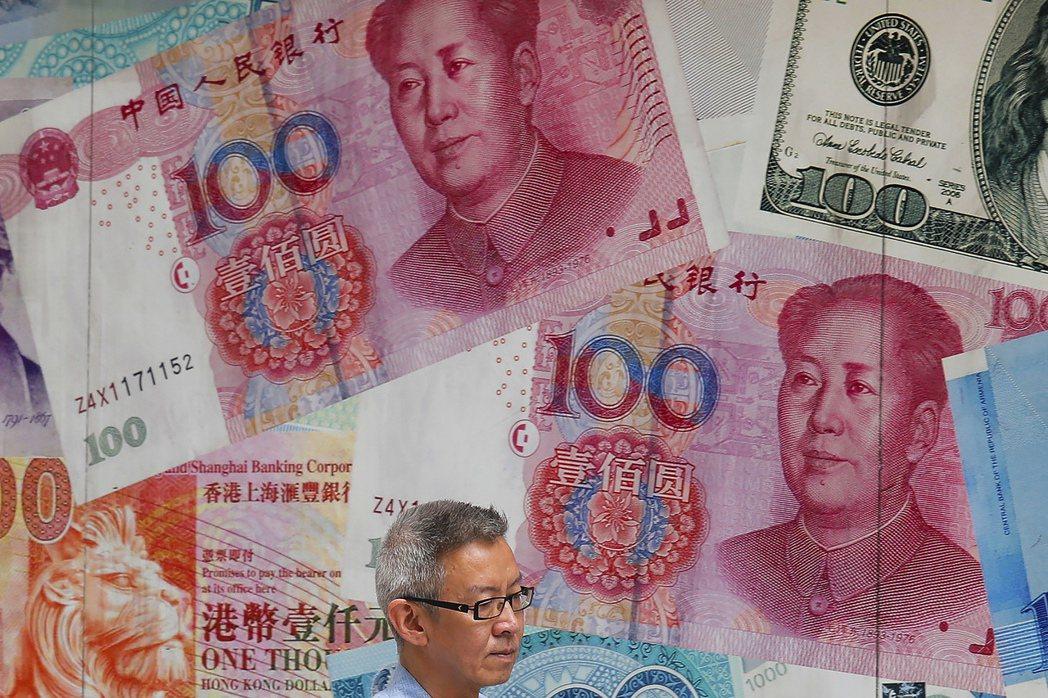 畢昂可等人估計,中國現在應該要償還超過1兆美元,約當中國所持有的美國國債總額1....