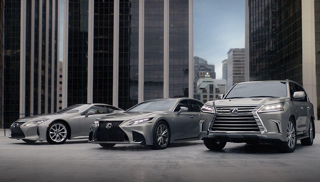 Lexus全球各地都傳出銷售告捷,今年1-6月幾乎所有市場都繳出佳績。 圖/Le...