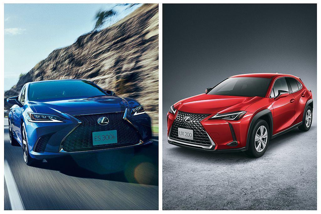 Lexus汽車今年上半年於全球各市場累積銷售360,045輛、成長10%,主因來...