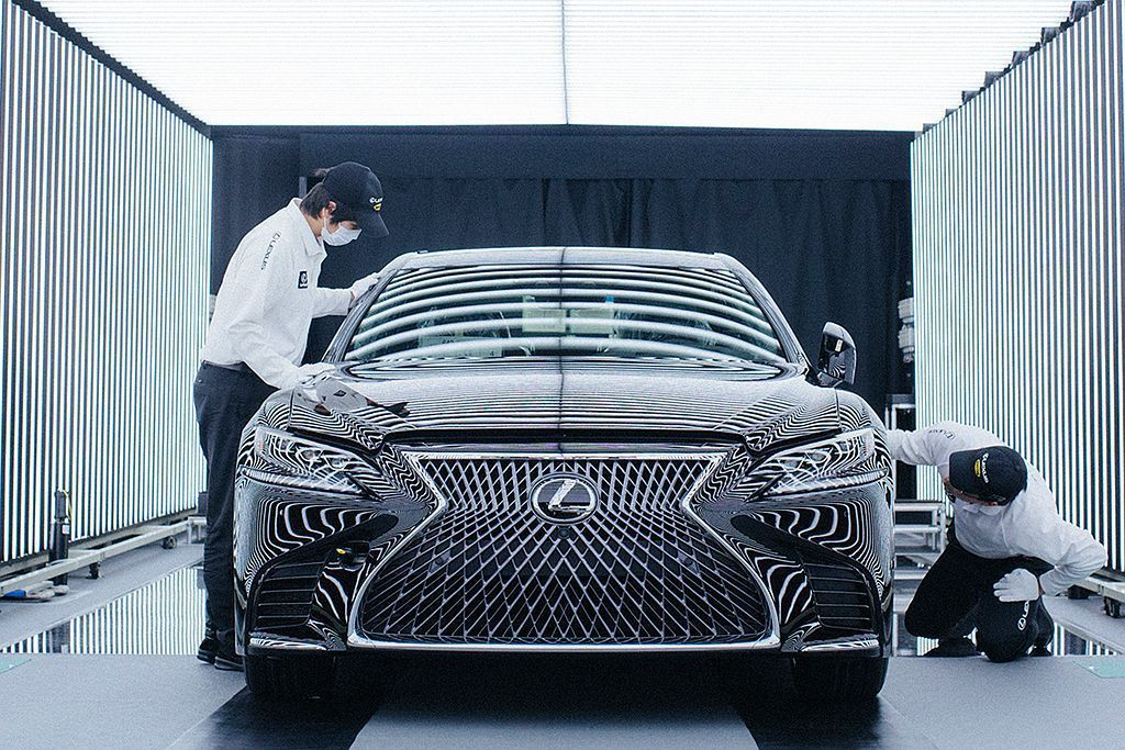 Lexus將持續帶來最新科技、關注客戶與造車工藝,讓品牌持續超出客戶期望。 圖/...