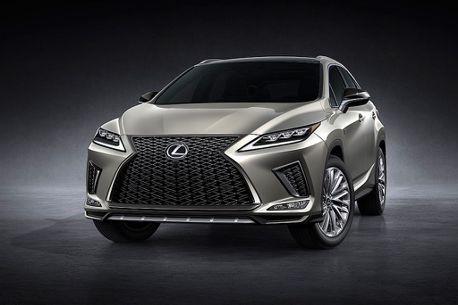 不只在台灣!Lexus於全球各市場上半年銷售表現皆傳出佳報