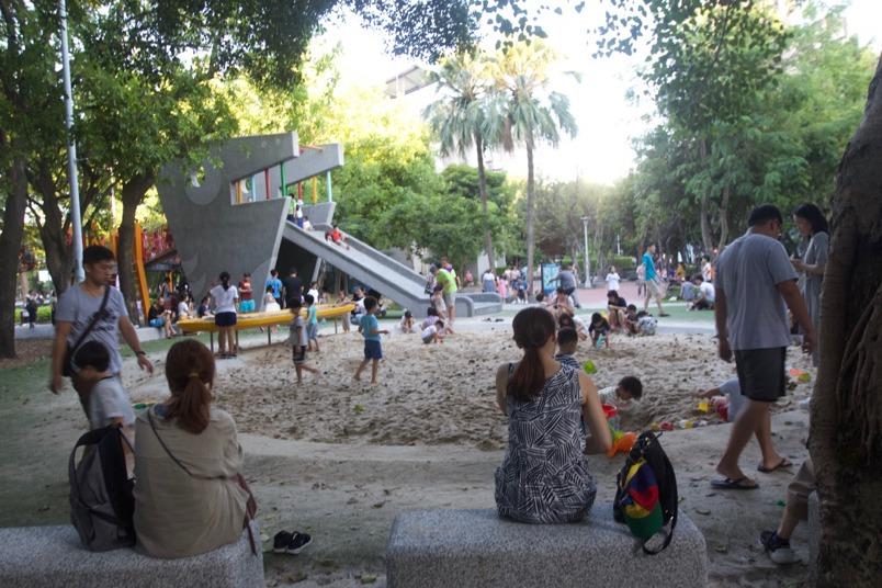 新北市公園兒童遊戲場特色大比拼/親子遊憇新熱點