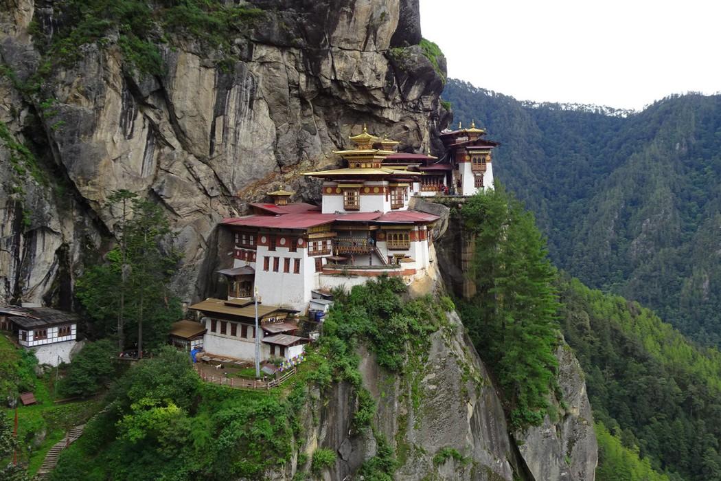從不丹與尼泊爾,反觀台灣觀光產業的未來