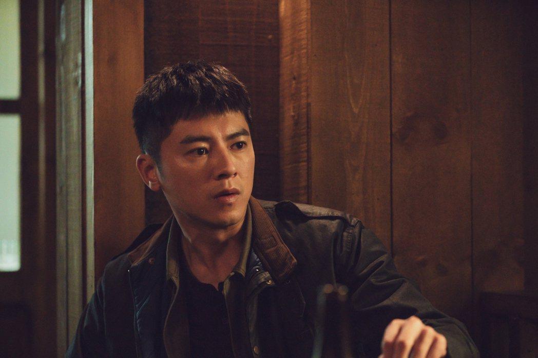 李國毅主演「靈異街11號」。圖/LINE TV提供