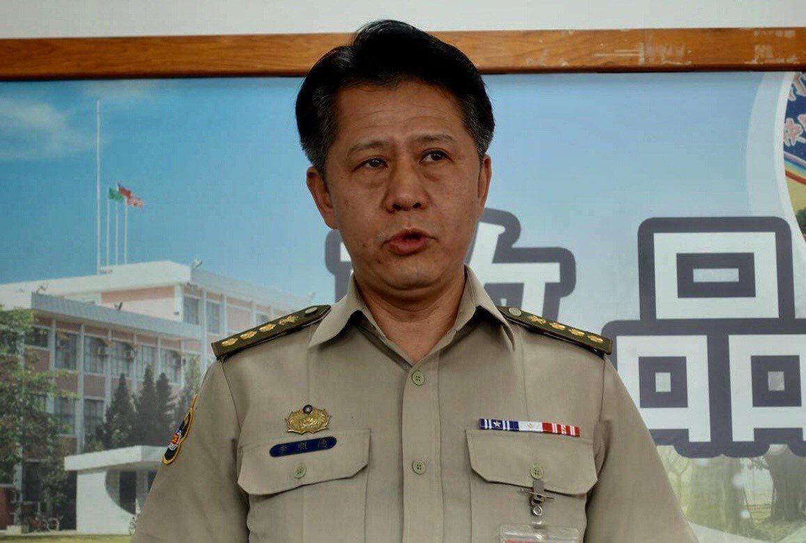 現任後備指揮部新聞組長的前中正預校政戰主任李照德。圖/本報資料照