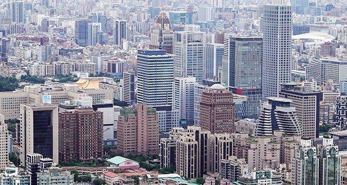 北市房屋含金量高,銀行貸款近7成。圖/聯合報系資料照片