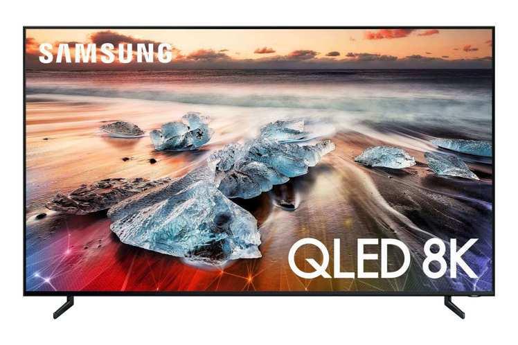 三星98吋QLED 8K量子電視開拓視野臨界點,創造身歷其境的沈浸式觀賞體驗。圖...