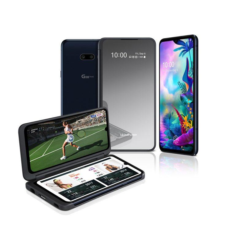 LG於IFA發表最新款智慧手機LG G8X ThinQ及技術更升級的LG Dua...