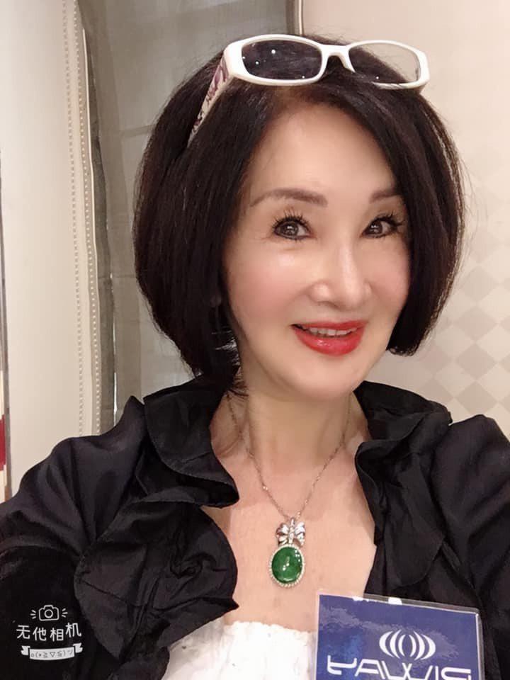 恬娃強烈支持郭台銘選總統。圖/摘自臉書
