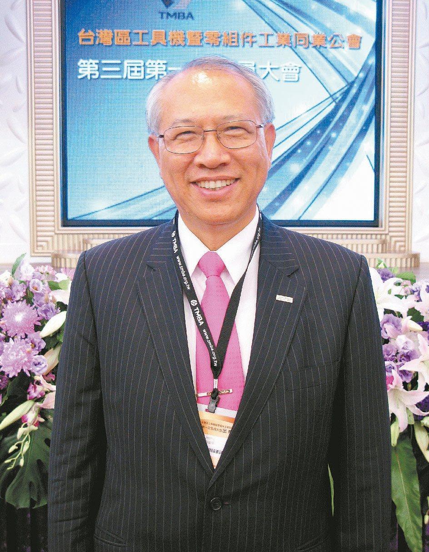 上銀集團總裁卓永財 本報系資料庫