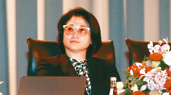 裕隆執行長嚴陳莉蓮。 報系資料照