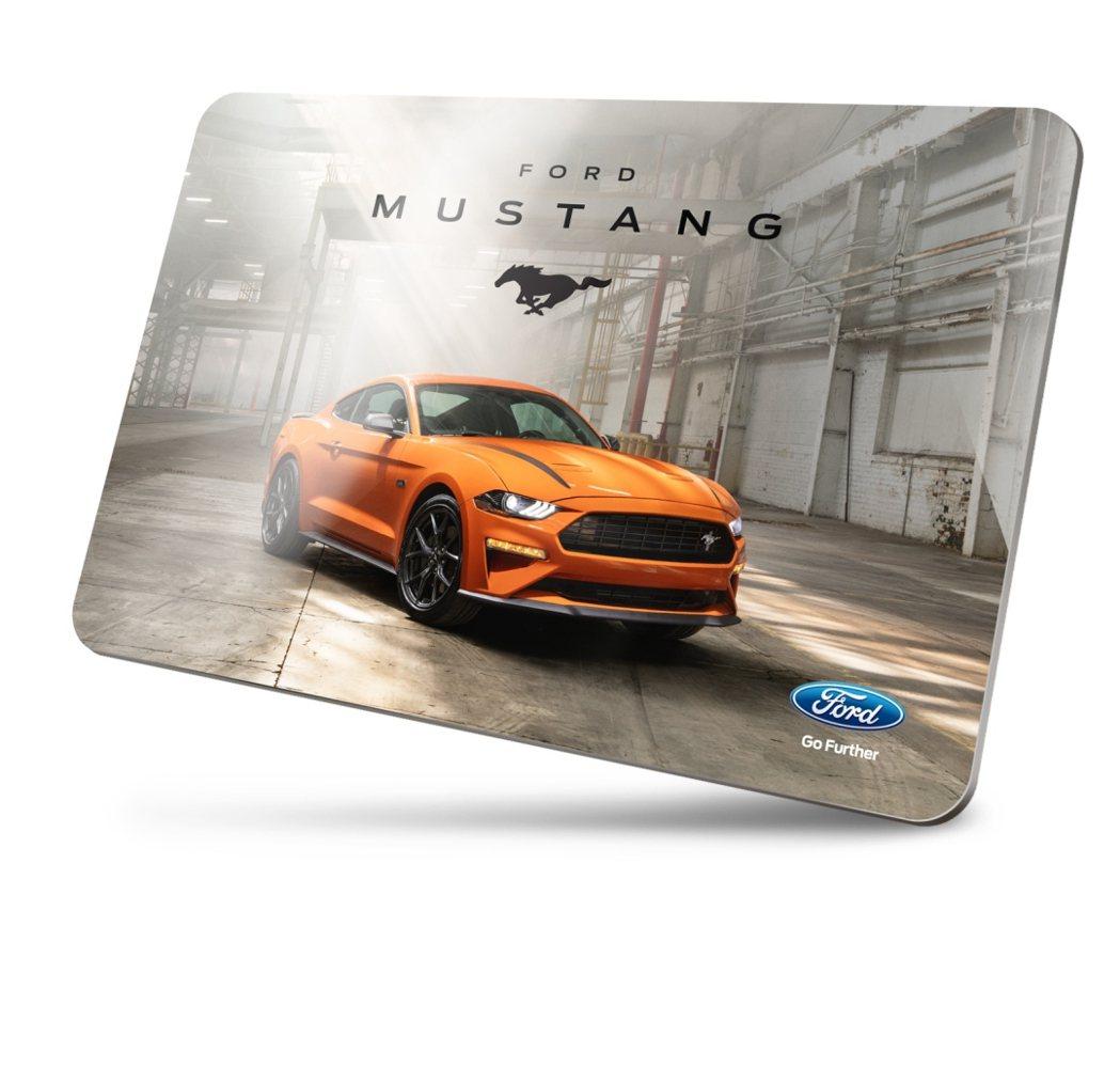 9月入主Ford全車系可再抽儲值1萬元的珍藏限量iCash2.0卡。