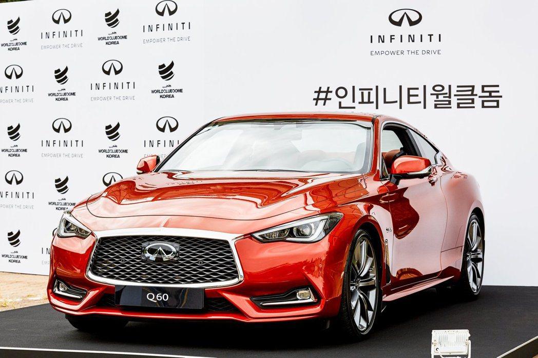日產汽車八月份於韓國僅售出58輛,而近日則傳出日產可能會退出韓國市場。圖為Inf...