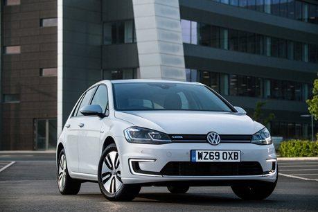 Volkswagen新車型的出現讓 e-Golf售價馬上砍10萬!
