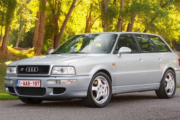 第一款以RS命名的Audi旅行車怎麼用一堆Porsche的零件?