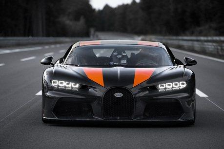 影/小改Bugatti Chiron突破482 km/h極速!總裁說以後不玩了!