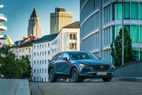 今天下訂明年交車!Mazda CX30再4個月登陸英國