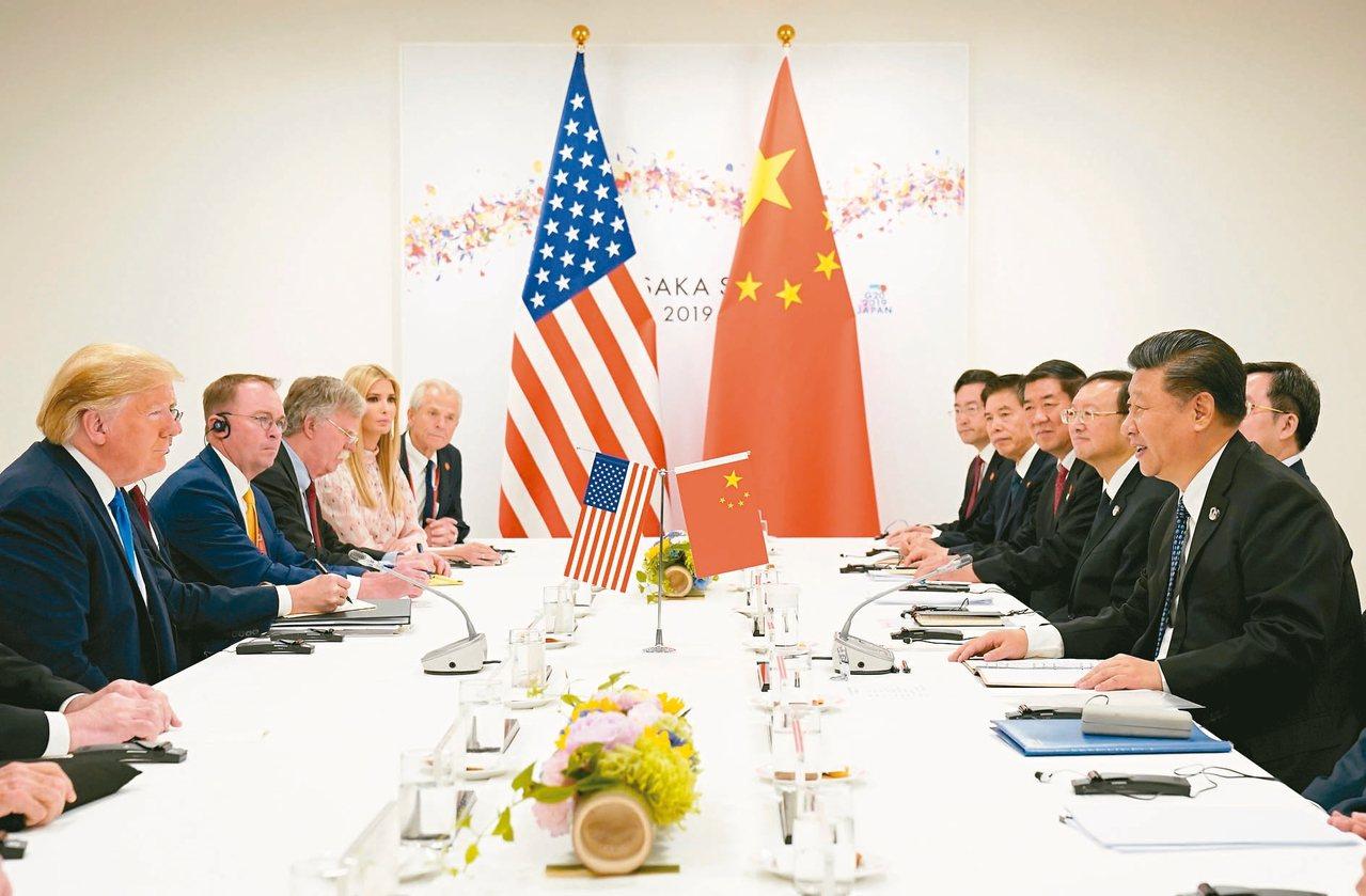 美中衝突可能需要數年才能解決;但仍希望這個月與下個月的貿易談判,能有「短程」成果...