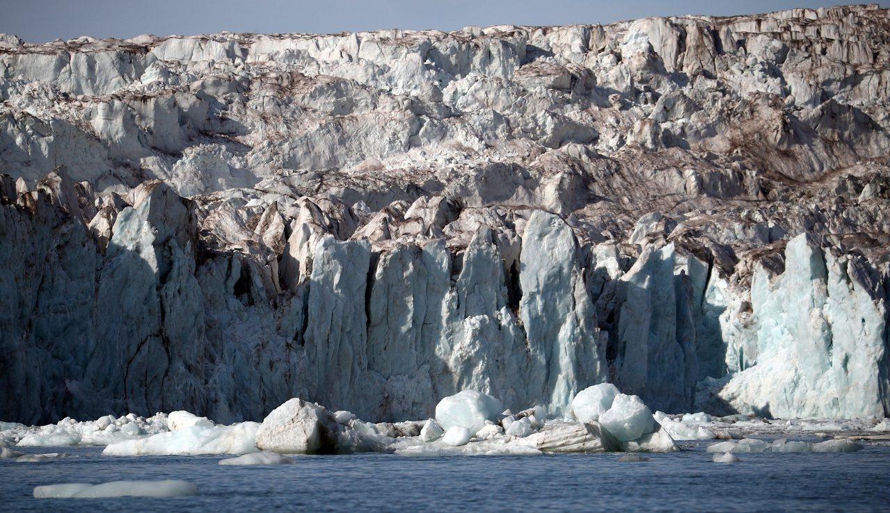 氣候暖化席捲全球,瑞典第一高峰下降了24公尺。(路透)