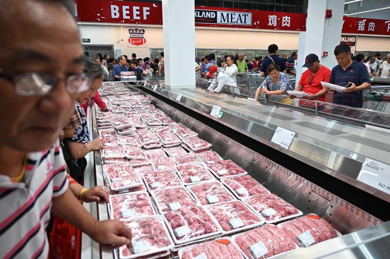 再喊豬價將穩 中國官方:11月數據會更好