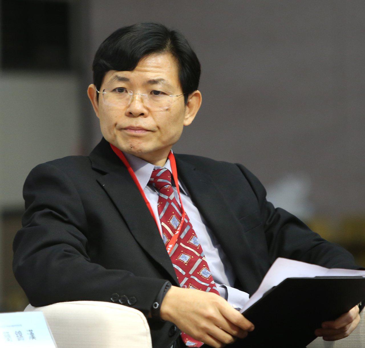 中央研究院經濟所研究員簡錦漢。 聯合報系資料照/記者林澔一攝影