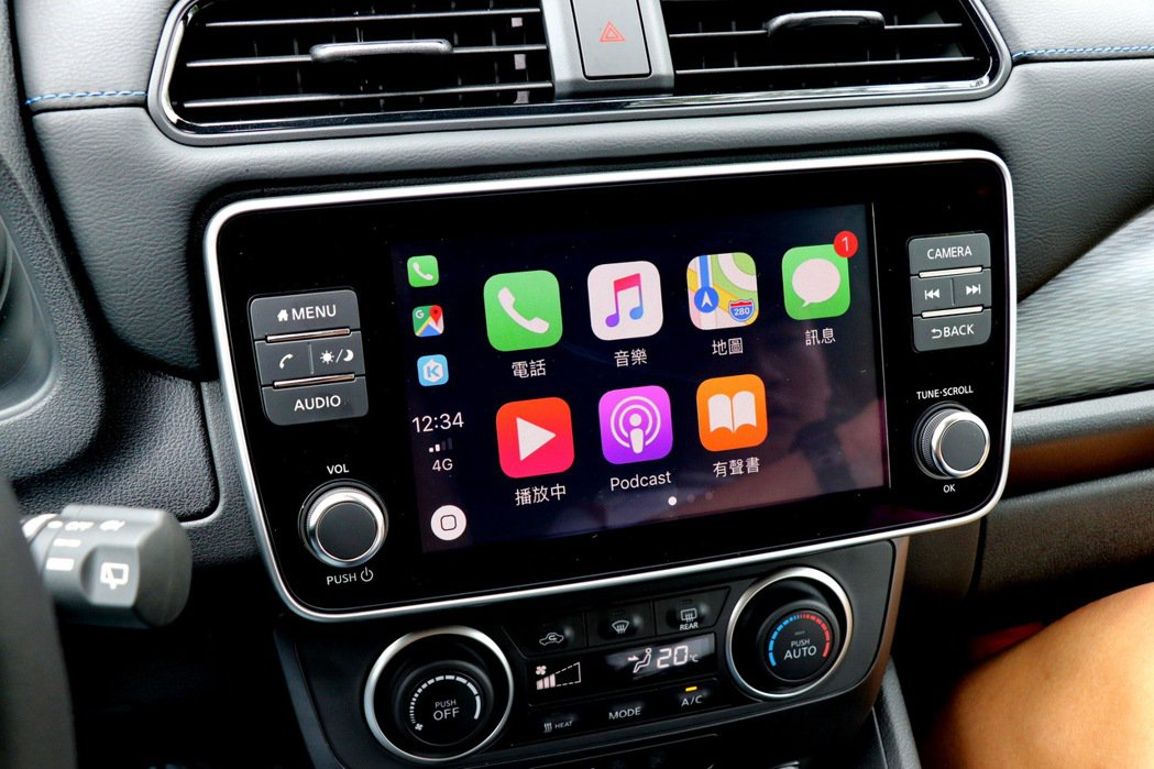 整合Android auto和Apple Carplay連接功能,提供更便利的需...