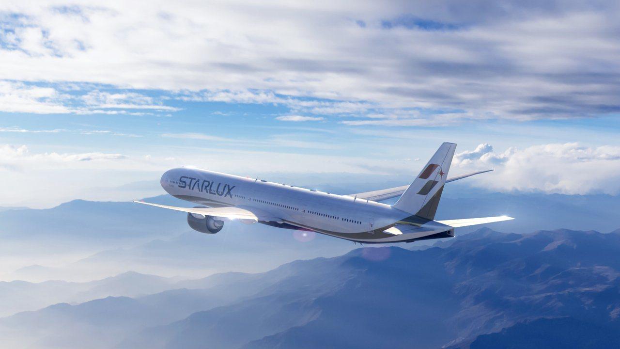 星宇航空預定明年1月正式開航。圖/星宇航空提供