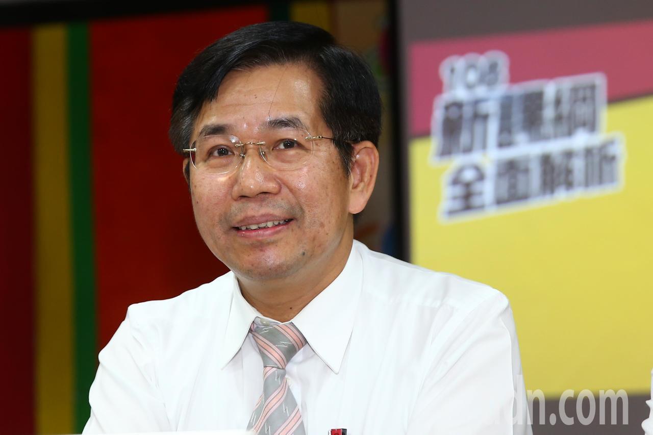 教育部長潘文忠。聯合報系資料照片