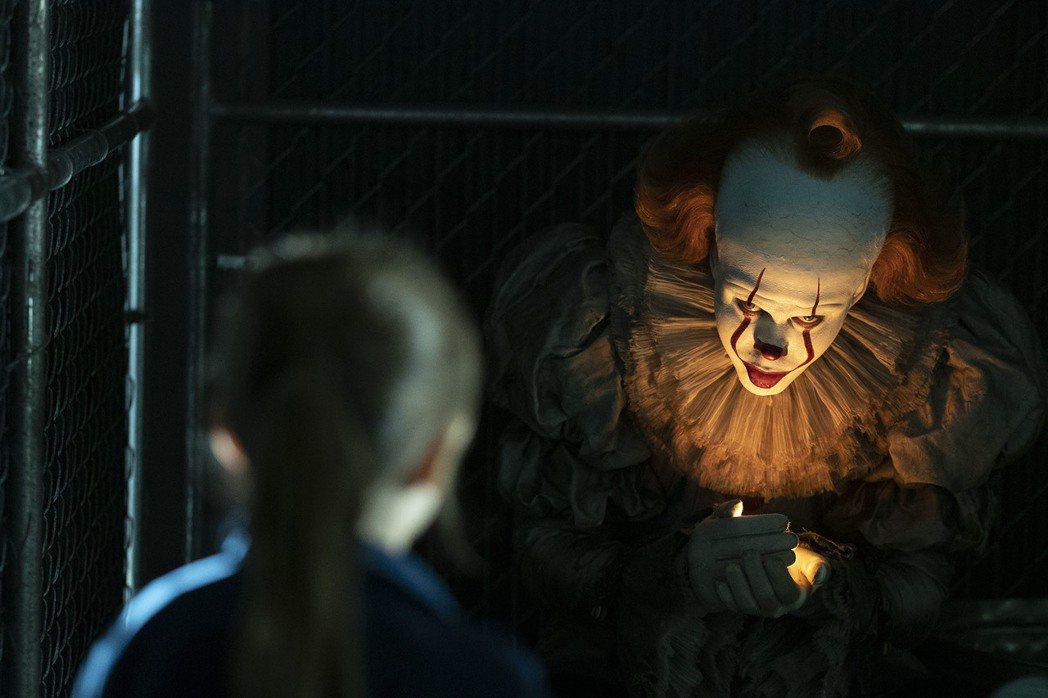 「牠 第二章」打造極為恐怖的特效幻覺,讓人彷彿置身於噩夢之中。圖/華納兄弟提供