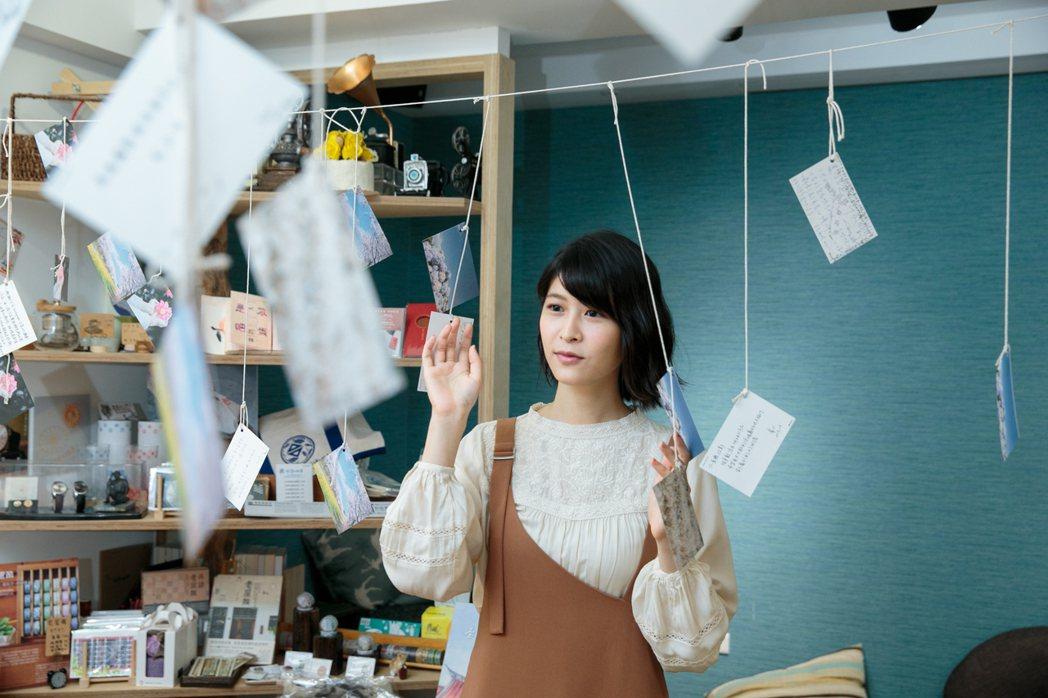 江沂宸連續3年入圍金鐘獎,今年角逐視后。記者曾原信/攝影