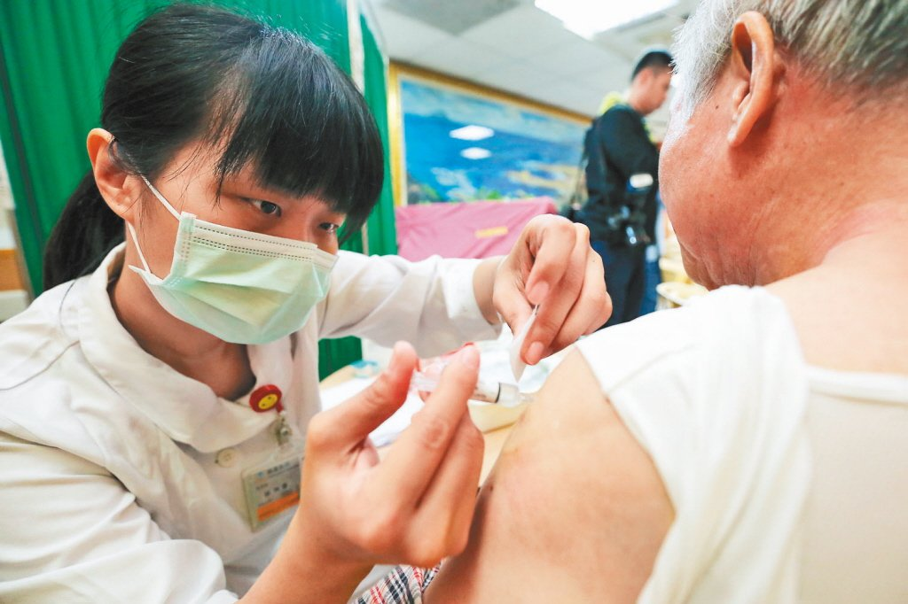 免疫力低下族群應該優先接種肺炎鏈球菌疫苗。圖/聯合報系資料照片