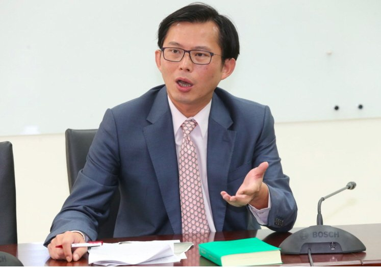 時代力量立委黃國昌。圖/聯合報系資料照片