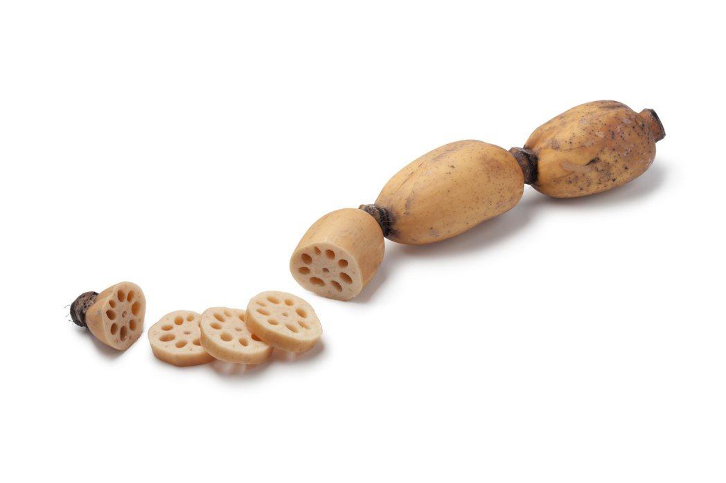 蓮藕為菜中上品,含有多種抗氧化成分,其中屬於多酚類的丹寧酸與兒茶素具有抗癌功能。...