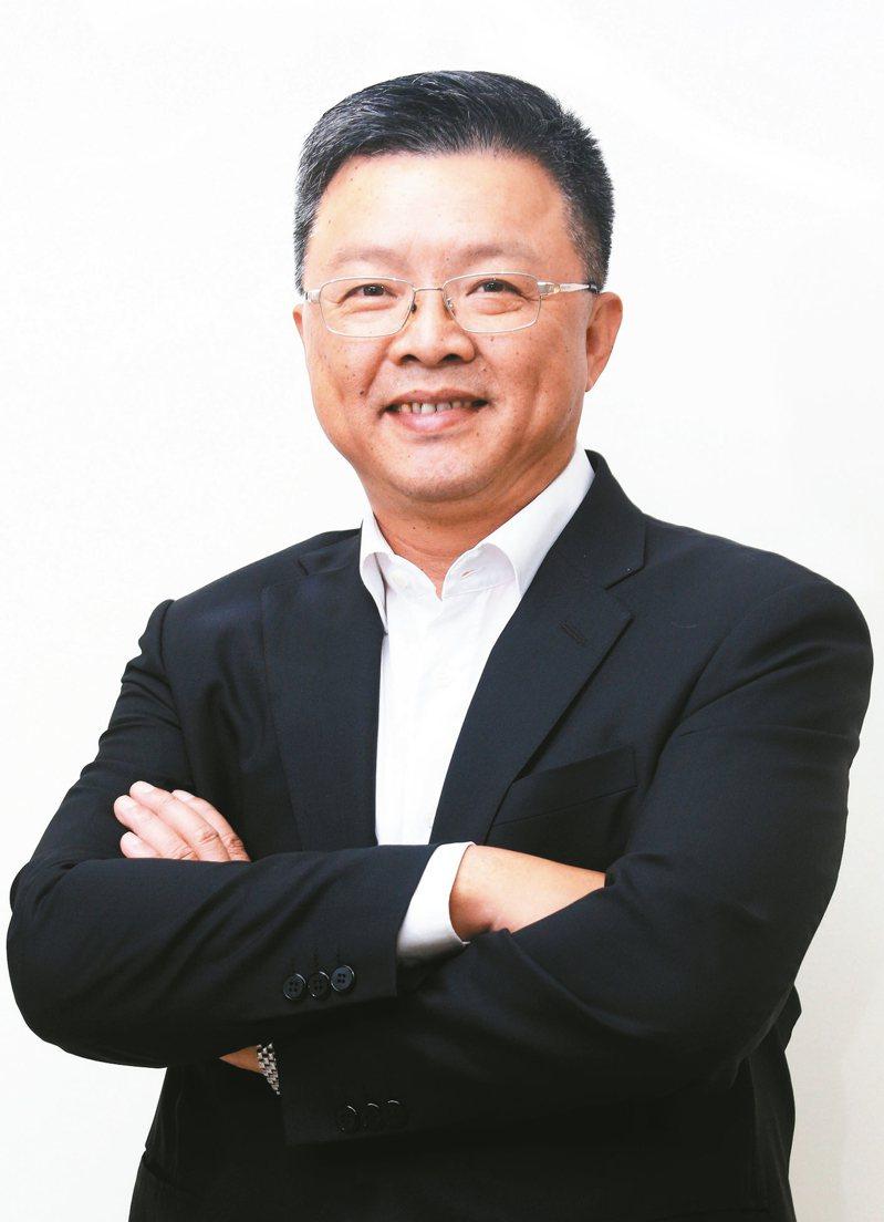 台鹽董事長陳啟昱。 本報系資料庫