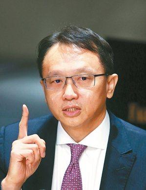 宏碁董事長暨執行長陳俊聖表示,貿易戰將使得傳統旺季效應不明確。 本報系資料庫