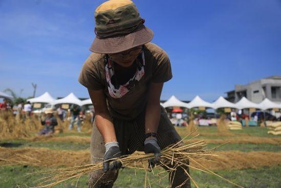 Over農忙之餘,仍致力於傳遞農村價值。 中衛/提供