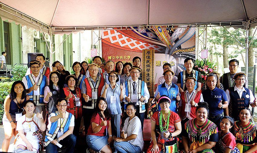 中央大學原資中心的成立,希望讓原住民學生未來能有一個屬於他們的「中央部落」。 中...