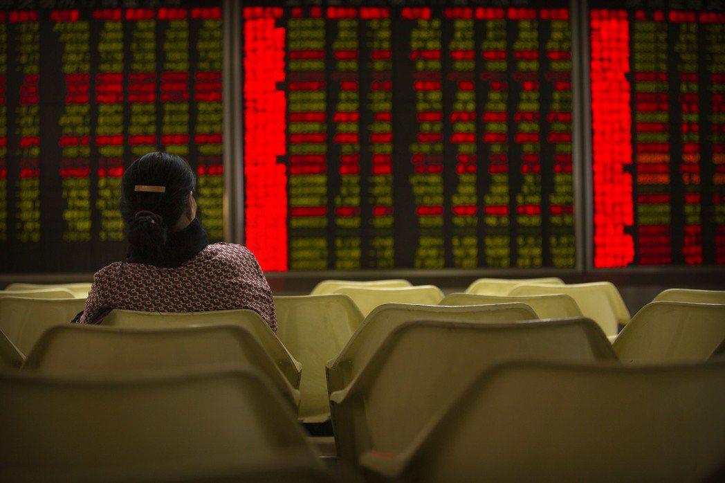面對中國經濟惡化,台灣的防火牆是否牢固? 圖/美聯社