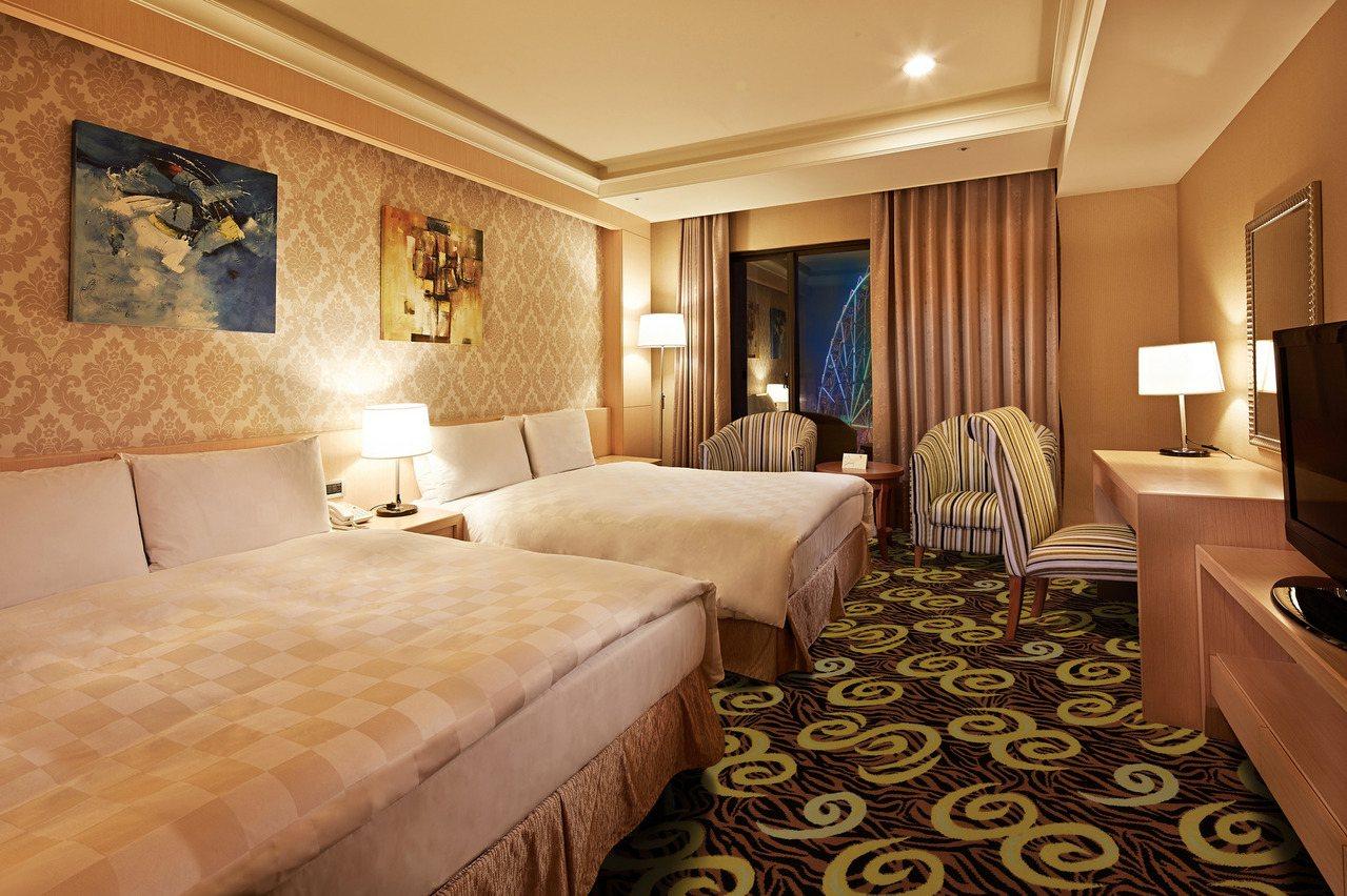 圖/義大天悅飯店