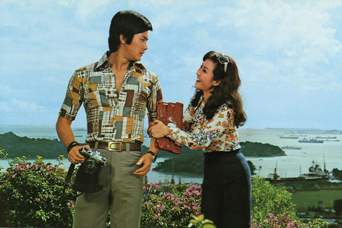 李行與瓊瑤電影(四):《海鷗飛處》,潮來潮往掀起浪