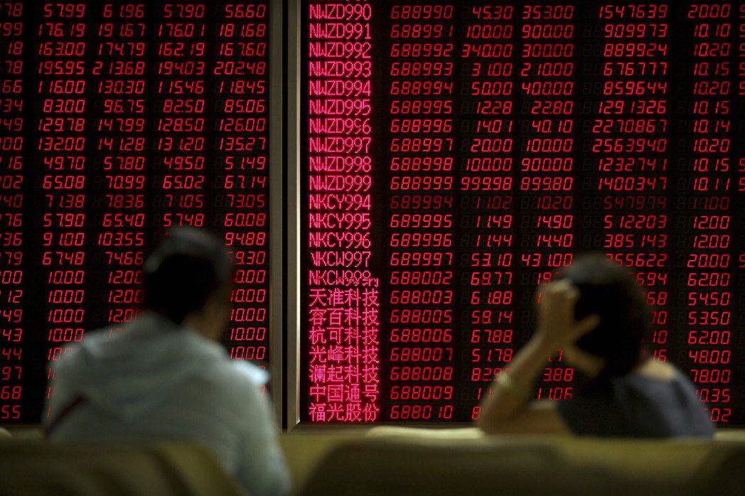 中國的風險,是由銀行人民幣資產與債務所引發的國內版本,攝於2019年8月2日。 ...
