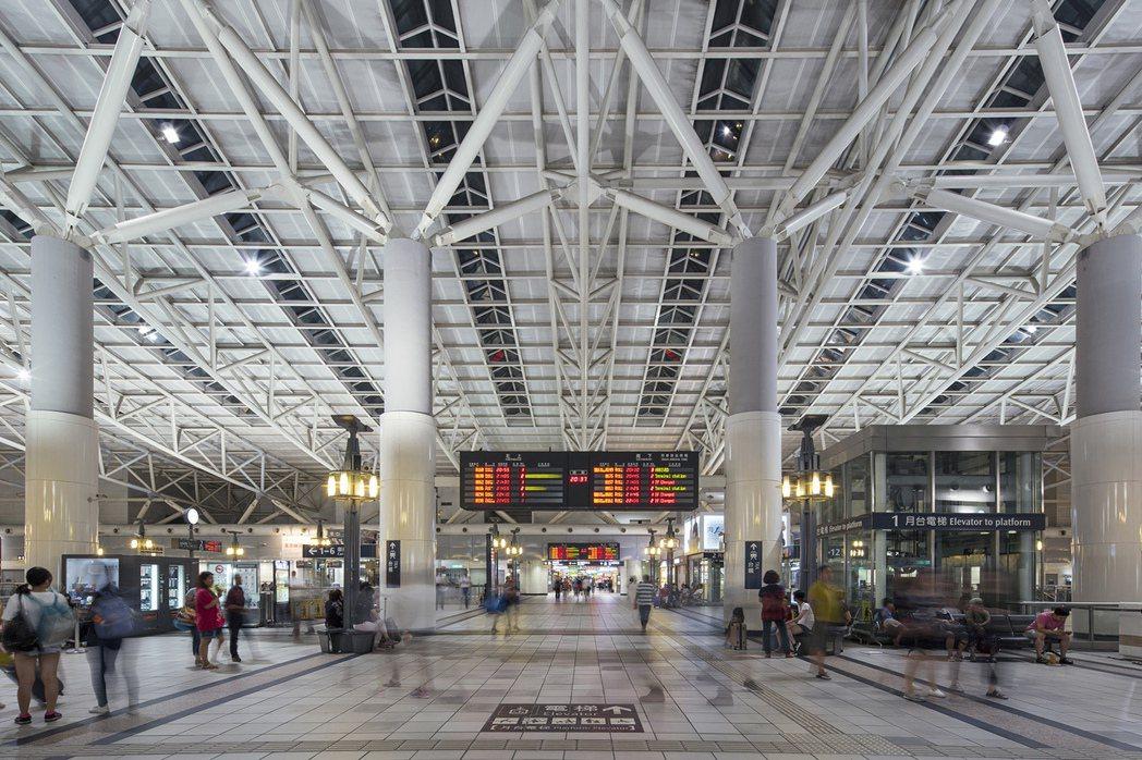 高鐵車站。圖片提供/鴻誠開發