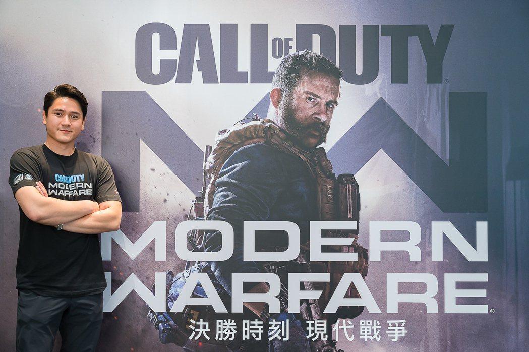 《決勝時刻:現代戰爭》 製作人 Dino Verano來台參與多人遊戲試玩活動