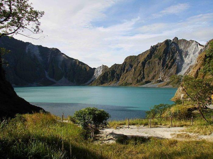 皮納土波火山。 圖/Wikimedia