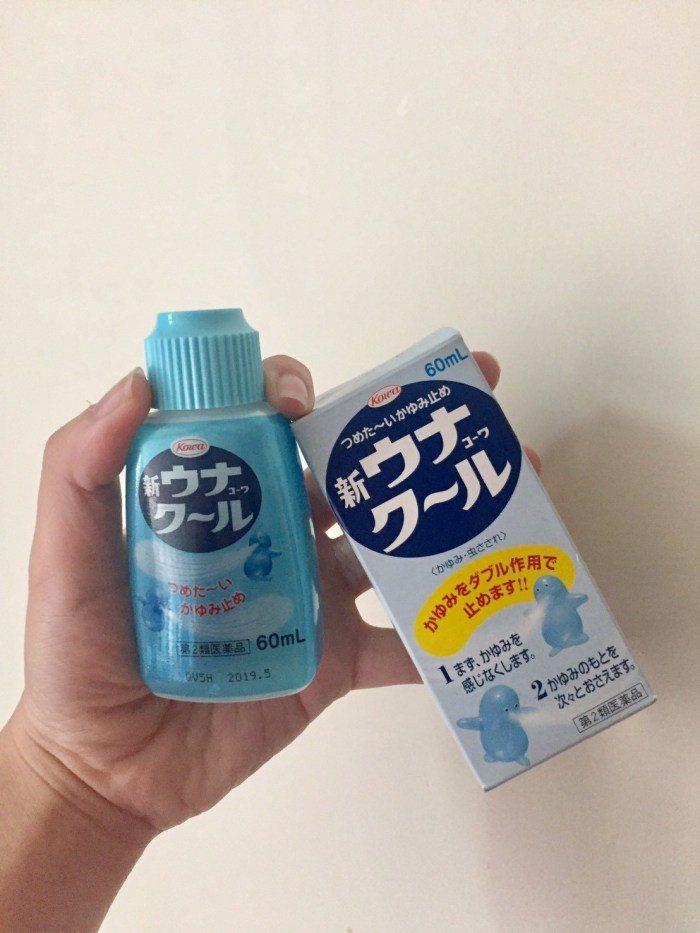 KOWA蚊蟲止癢液 圖/FunTime小編群