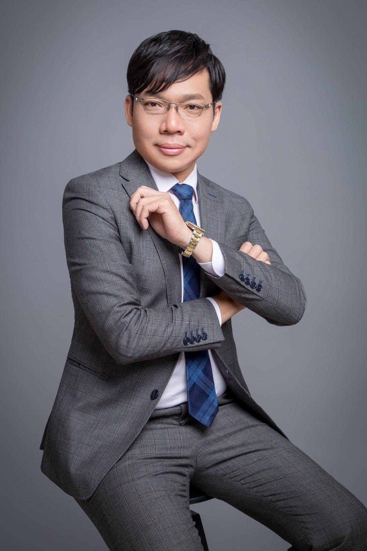 林昌興(ETF領航大師)。圖/林昌興提供