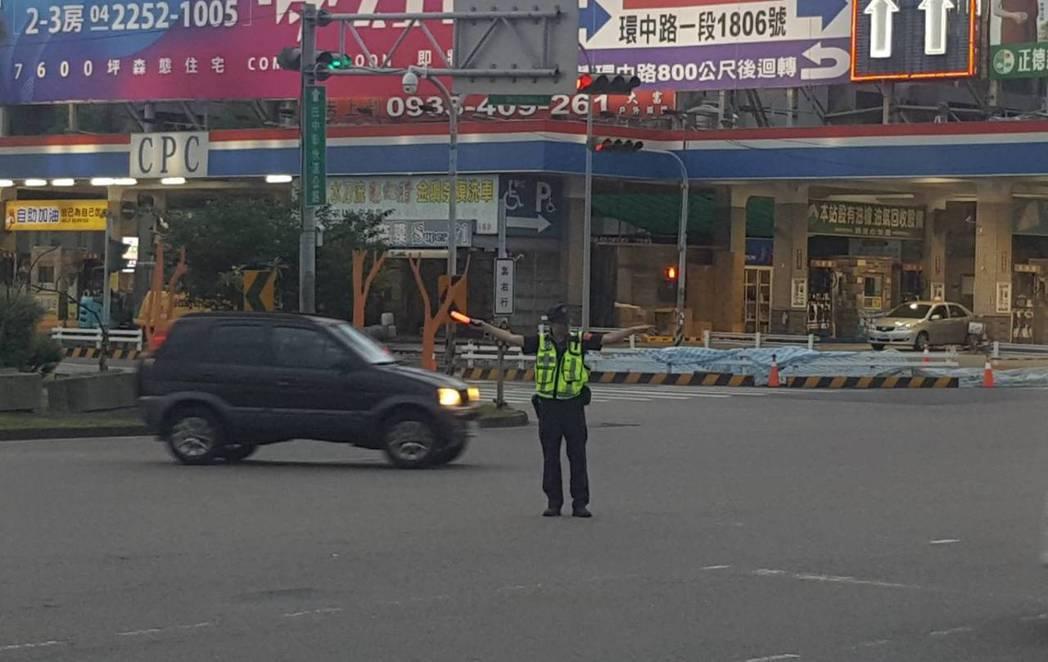 中秋連假將至,台中市警局交通大隊已規劃各項交通疏導措施,呼籲駕駛人配合,以利假期...