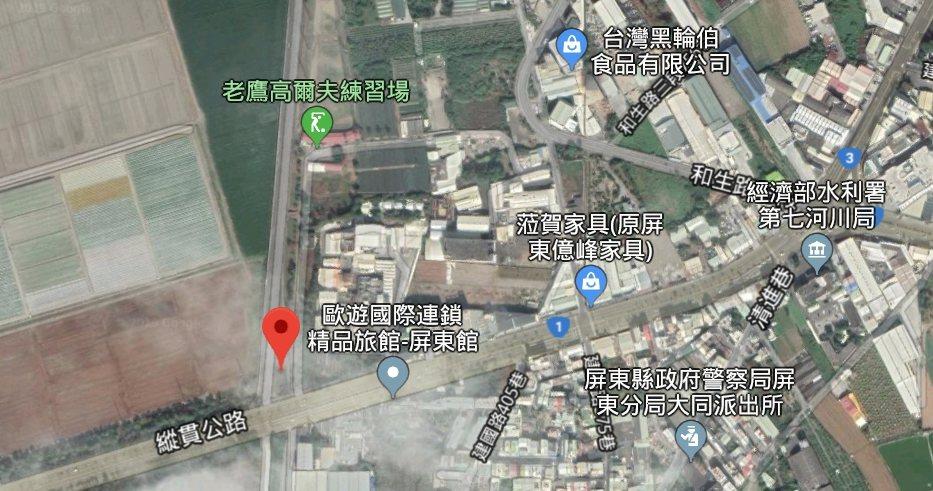 蘇貞昌明將視察,並宣布高鐵南延屏東。圖/行政院提供
