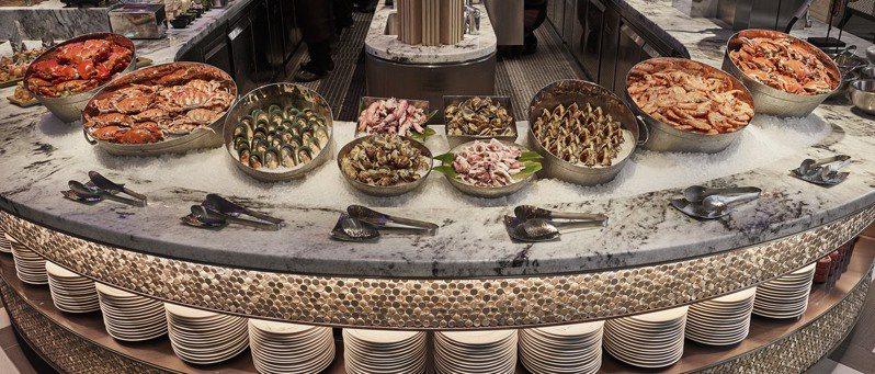 饗食天堂即日起到10月30日推出線上餐券套組,優惠最低89折起。圖/饗賓集團提供