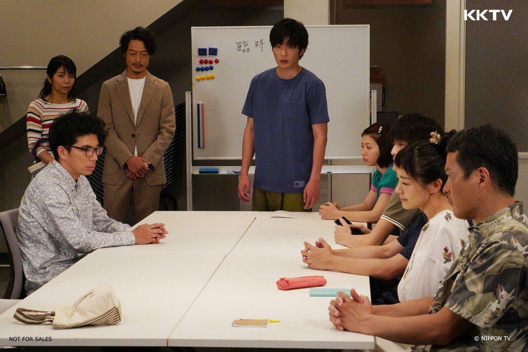 「輪到你了」成為年度話題日劇。圖/KKTV提供